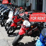 How to hire a motorbike in Pattaya