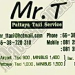 Pattaya Taxi Services