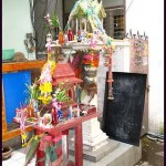 Thai Spirit Houses in Pattaya