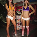 T-Girls on Walking Street