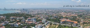 Great Views From Pattaya Park Tower
