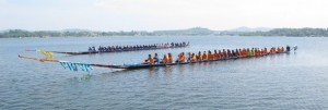 Pattaya Long Boat Races 2011