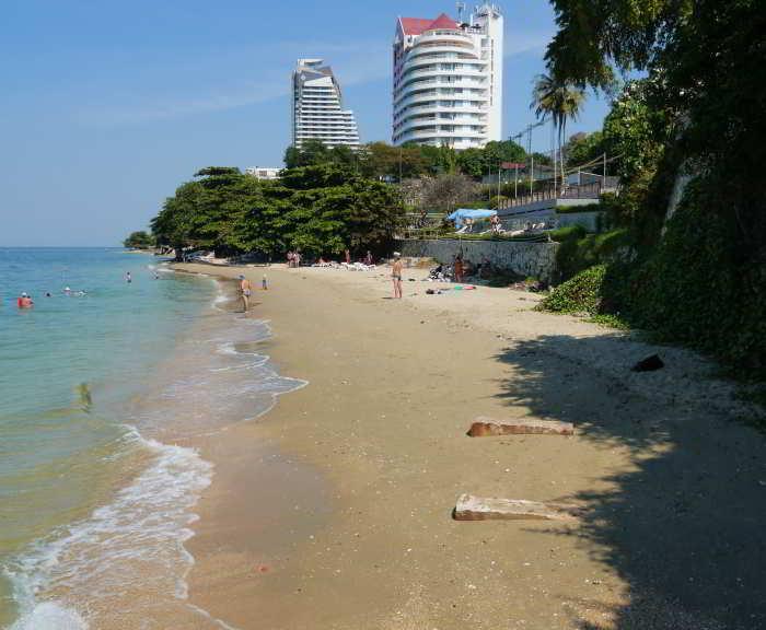 Naklua Beach, Pattaya Thailand