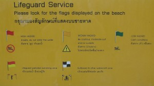 Thailand's Deadly Rip Currents