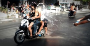 Avoid Thailand's Songkran Motorcycle Madness