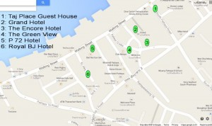 Walking Street Pattaya Guest Friendly Hotels