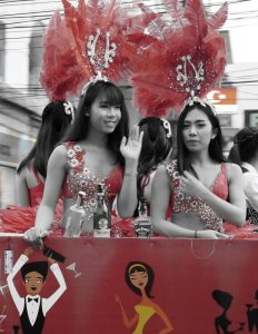 Pattaya Girls on Parade