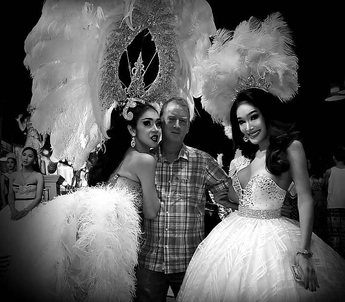 Tiffany's ladyboy cabaret show in Pattaya Thailand